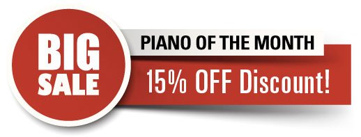 Greg's Piano Forte 25% Discount
